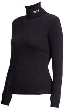 Valentino VLTN Turtleneck Sweater