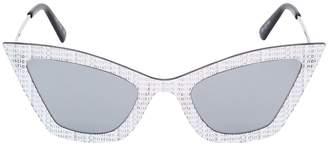 Christian Roth Kardo Lens On Lens Cat-Eye Sunglasses