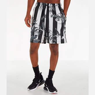 Nike Men's Sportswear Floral Soccer Shorts