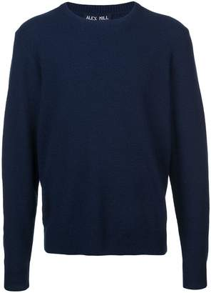 Alex Mill textured crew neck jumper