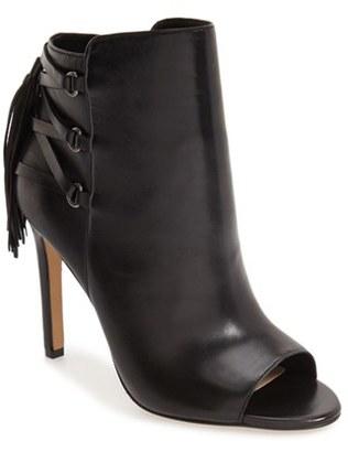 Vince Camuto 'Kimina' Lace Detail Bootie $158.95 thestylecure.com