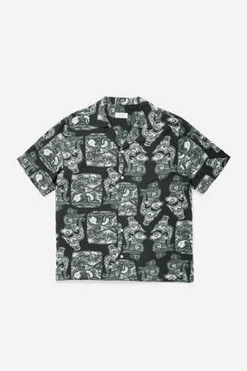 Saturdays NYC Canty Pendant Short Sleeve Shirt