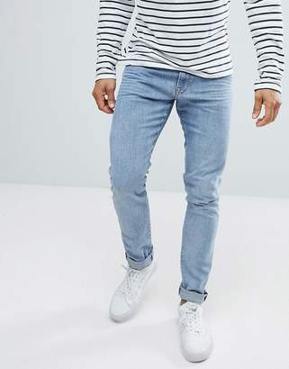 Love Moschino Skinny Fit Jeans with Branded Back Tab
