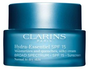 Clarins Hydra-Essentiel Silky Cream SPF 15 (NEW)/1.7 oz.