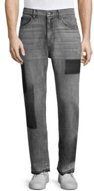 Ovadia & Sons Washed Straight Jeans