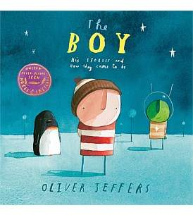 Harper Collins The Boy - His Stories And How They Came To Be