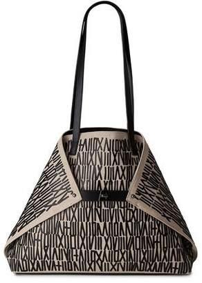 Akris Ai Medium Girard Shoulder Tote Bag