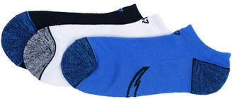 '47 Los Angeles Chargers 3pack Blade Motion No Show Socks