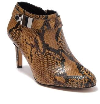Vince Camuto Chelsa Leather Ankle Bootie
