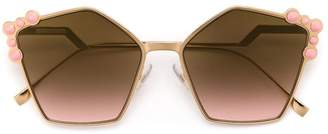 Fendi Eyewear Can Eye sunglasses