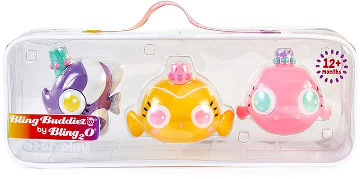 Princess Fish Bath Toy - Set of Three