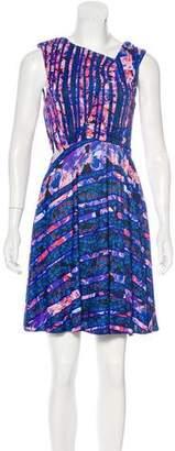 Versus Sleeveless Knee-Length Dress