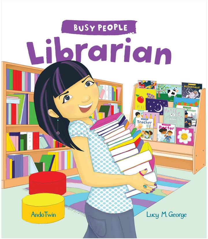 Quarto Publishing Busy People: Librarian