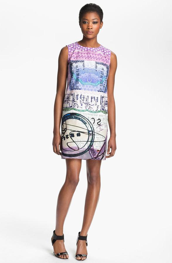 Mary Katrantzou Current/Elliott 'Apollo' Dress