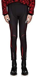 Givenchy Men's Logo Cycling Leggings - Black