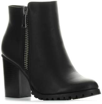 Seven7 Hannah Women's High Heel Ankle Boots