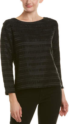 Reiss Mandy Pleated Top
