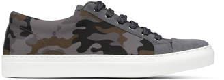 Donald J Pliner CHRIS, Camo Suede Sneaker