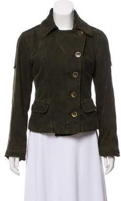 Etro Long Sleeve Denim Jacket w/ Tags
