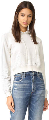 Cotton Citizen The Milan Cropped Hoodie