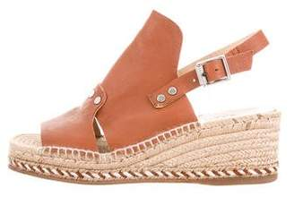 727b4e3f1ed Rag   Bone Leather Wedge Espadrilles