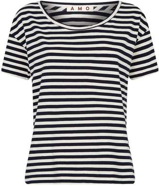 Amo Denim Stripe T-Shirt