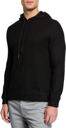 Kenneth Cole New York Men's Comfort Knit Hoodie Sweatshirt