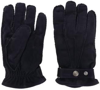 Lardini snap button gloves