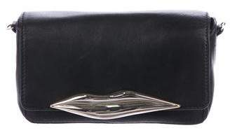 Diane von Furstenberg Carolina Lips Clutch