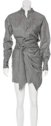 Isabel Marant Wool-Blend Dress