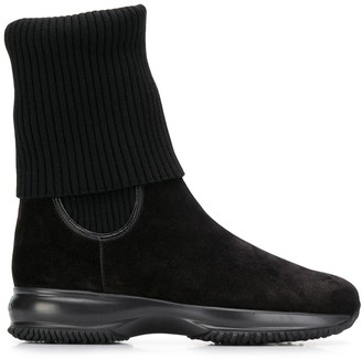 Hogan Interactive ankle boots