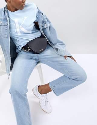 Calvin Klein Structured Waist Bag With Chain Detail