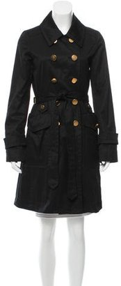 Marc by Marc Jacobs Double-Breasted Knee-Length Coat $95 thestylecure.com