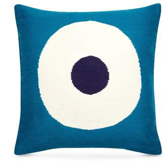 Jonathan Adler Lucky Strike Pop cushion - Turquoise