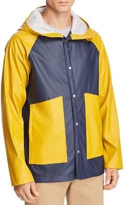 Herschel Color-Block Classic Rain Coat