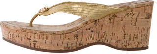 Tory Burch Tory Burch Suzy Slide Wedge Sandals