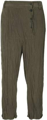 Taylor Panelled Relief trousers