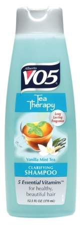 Alberto VO5 Tea Escapes Clarifying Shampoo Vanilla Mint Tea