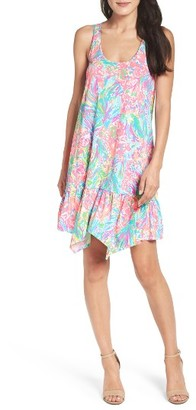 Women's Lilly Pulitzer Hampton Tank Dress $118 thestylecure.com