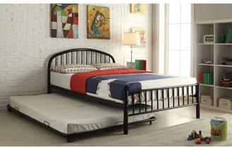 ACME Furniture Cailyn Twin Bed, Black