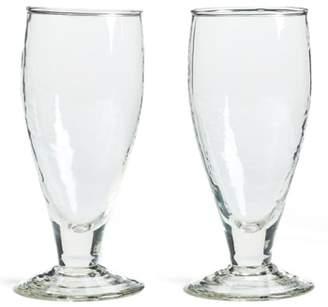 Treasure & Bond Set of 2 Hammered Goblets