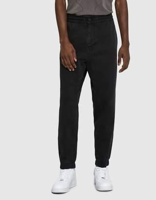 Nike MII Woven Pant in Obsidian/Black
