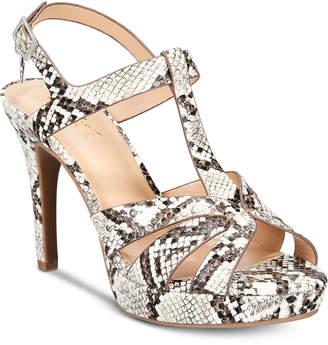 85272b205b4d Thalia Sodi Verrda Platform Dress Sandals