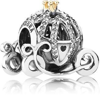 Pandora Disney Cinderella's Pumpkin Coach Charm
