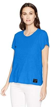 Calvin Klein Jeans Women's Essential T-Shirt Crew Neck