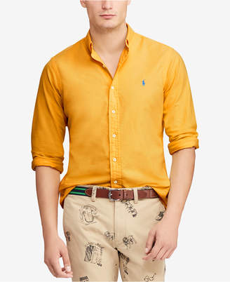 Polo Ralph Lauren Men Slim Fit Oxford Shirt