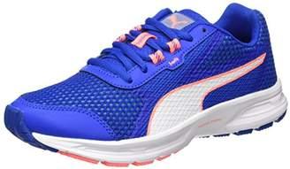 Puma Women''s Essential Runner Multisport Outdoor Shoes, (Lapis Blue-White-Nrgy Peach 01)