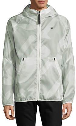 G Star Strett Hooded Jacket