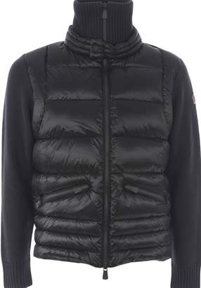Moncler Zip-up Padded Front Jacket