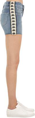 Kappa Authentic Cotton Denim Shorts